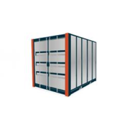 Huur een 10 Ft opslagcontainer