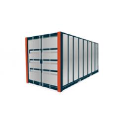 Huur een 20 Ft opslagcontainer